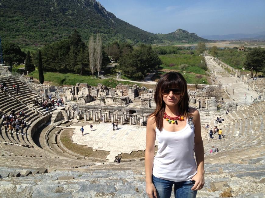 Teatro de  Éfesos
